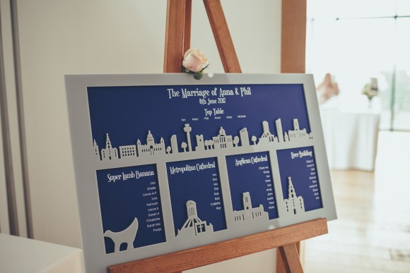 A Pretty City Wedding in Liverpool (c) Lisa Howard Photography (63)