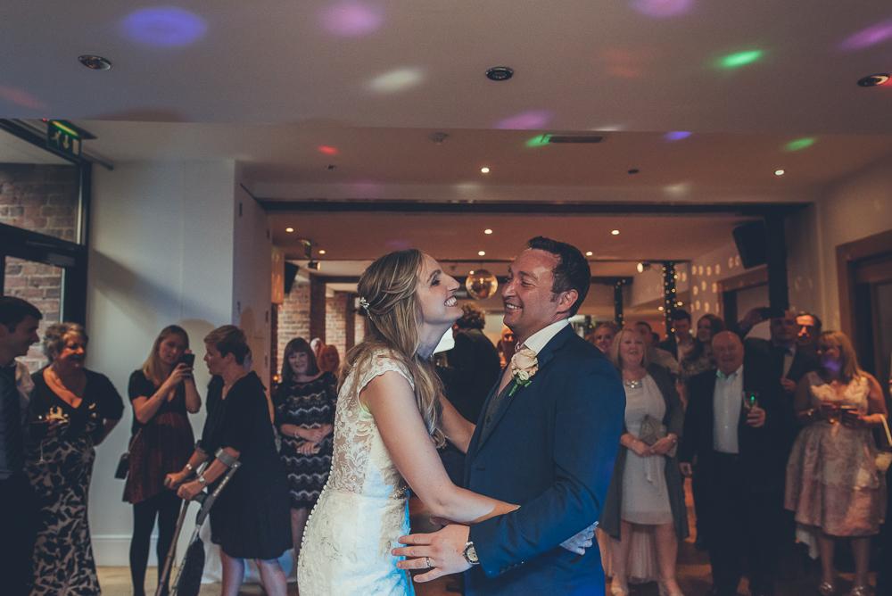 A Cosmopolitan Wedding At The Hope Street Hotel