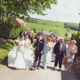 A Pretty Marquee Wedding (c) Carly Bevan (27)
