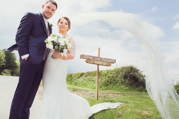 A Pretty Marquee Wedding (c) Carly Bevan (28)