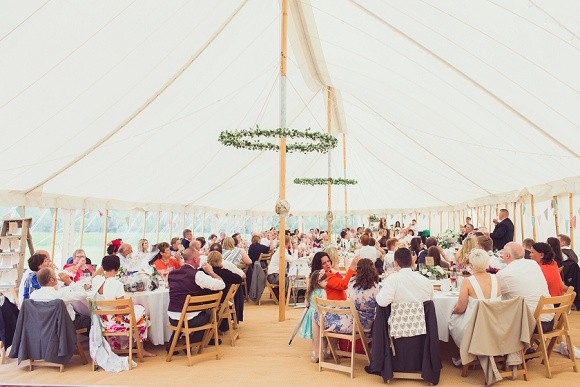 A Pretty Marquee Wedding (c) Carly Bevan (47)