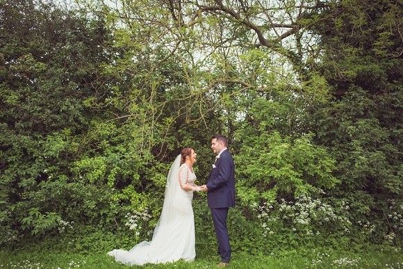 field of dreams. a marquee country wedding in yorkshire – philippa & james