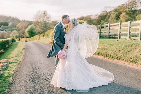 A Pretty Pastel Wedding at Wood Hall Hotel (c) Arabella Smith Fine Art Wedding Photography (14)