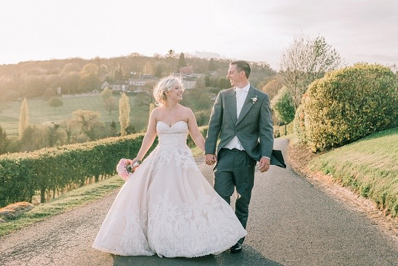 A Pretty Pastel Wedding at Wood Hall Hotel (c) Arabella Smith Fine Art Wedding Photography (47)