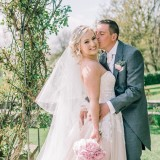 A Pretty Pastel Wedding at Wood Hall Hotel (c) Arabella Smith Fine Art Wedding Photography (9)