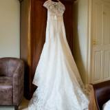 A Romantic Wedding at Danby Castle (c) Paul Hawkett Photography (1)