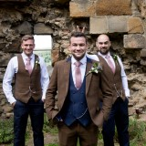 A Romantic Wedding at Danby Castle (c) Paul Hawkett Photography (29)