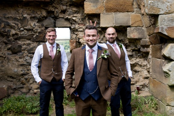 A Romantic Wedding at Danby Castle (c) Paul Hawkett Photography (29)