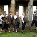 A Romantic Wedding at Danby Castle (c) Paul Hawkett Photography (30)