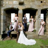A Romantic Wedding at Danby Castle (c) Paul Hawkett Photography (33)