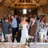 A Romantic Wedding at Danby Castle (c) Paul Hawkett Photography (34)