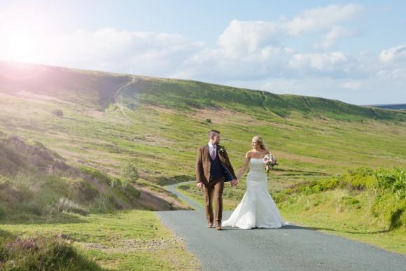 A Romantic Wedding at Danby Castle (c) Paul Hawkett Photography (40)