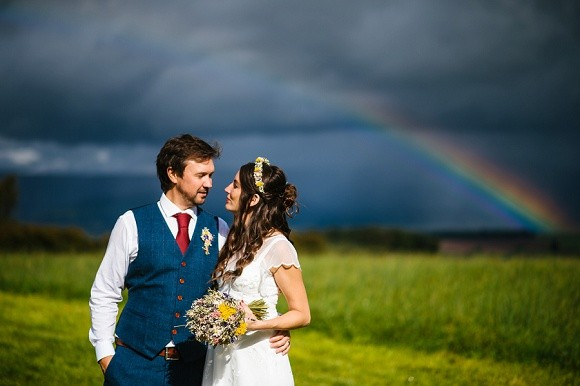 A Rustic Barn Wedding in Cumbria (c) Johnny Dent Photography (28)
