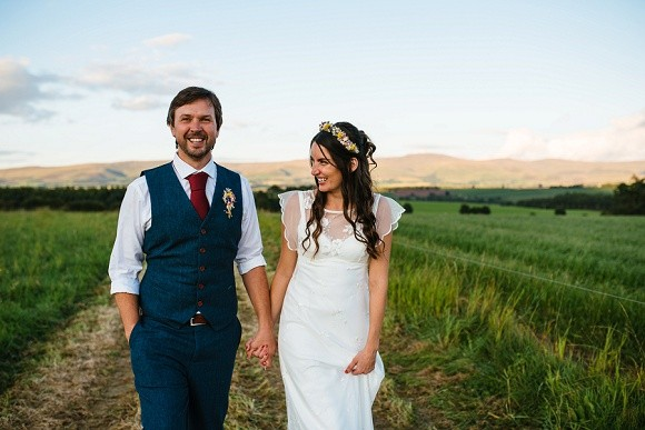 A Rustic Barn Wedding in Cumbria (c) Johnny Dent Photography (41)