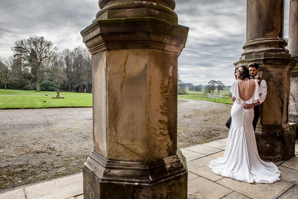 A Winter Wedding Shoot at Adlington Hall (c) Zap Image (12)
