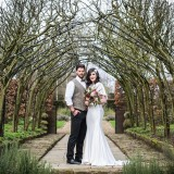 A Winter Wedding Shoot at Adlington Hall (c) Zap Image (15)