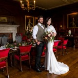 A Winter Wedding Shoot at Adlington Hall (c) Zap Image (24)
