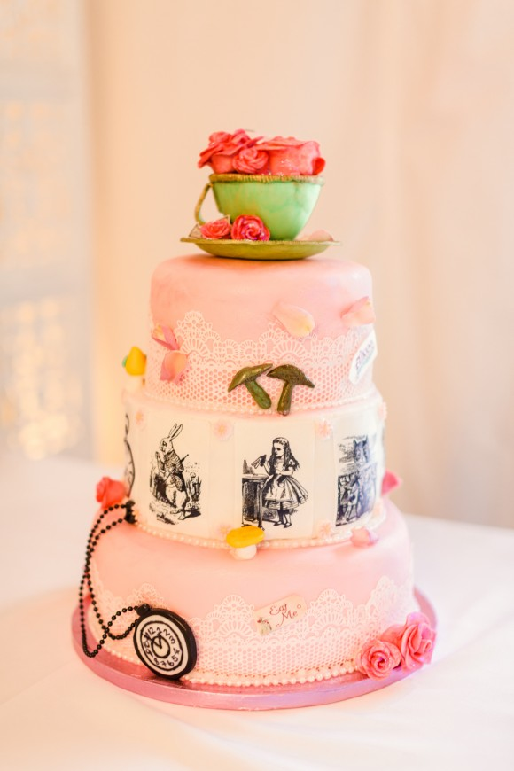 An Alice In Wonderland Wedding at Iscoyd Park (c) Elsie Love Photography (42)
