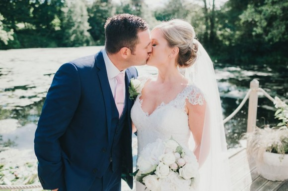 personal perfection. pastels & silver for an elegant wedding at delamere manor- steph & darren