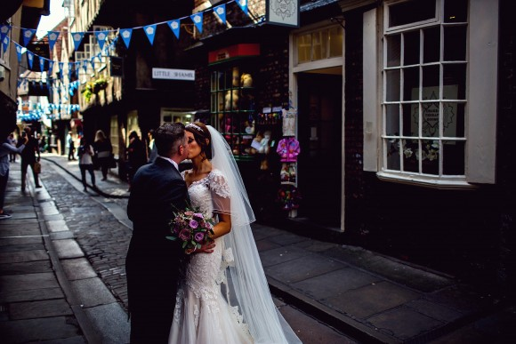 wow-worthy. dusky pink & silver for an elegant wedding at the principal york – kirsty & dan