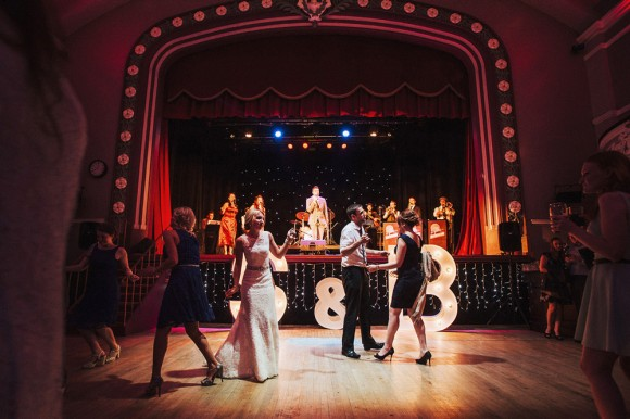 party on: alive network's top ten yorkshire wedding bands