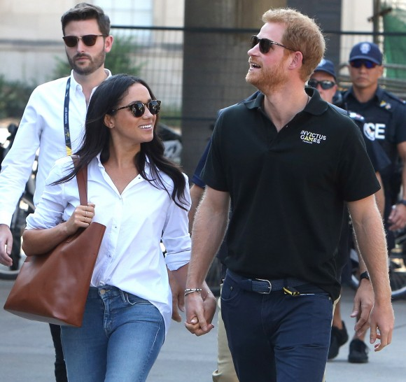 stop press: a royal engagement
