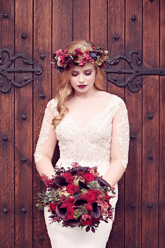 A Berry Styled Shoot at Soughton Hall (c) Teresa C Photography (17)