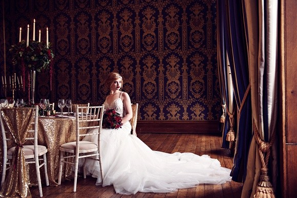 A Berry Styled Shoot at Soughton Hall (c) Teresa C Photography (35)