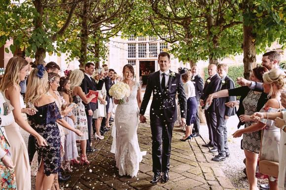 A Romantic Wedding at Thornton Manor (c) Hayley Baxter Photography (28)