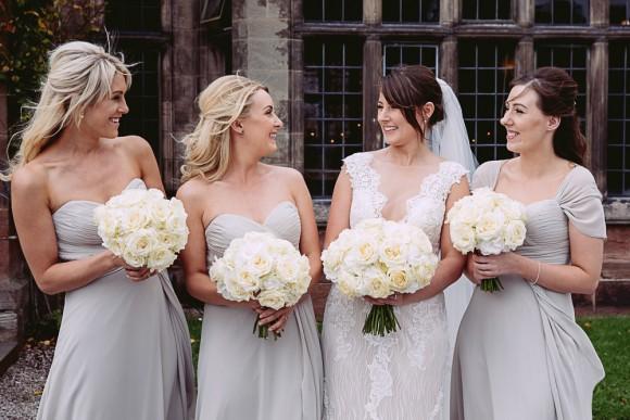A Romantic Wedding at Thornton Manor (c) Hayley Baxter Photography (43)
