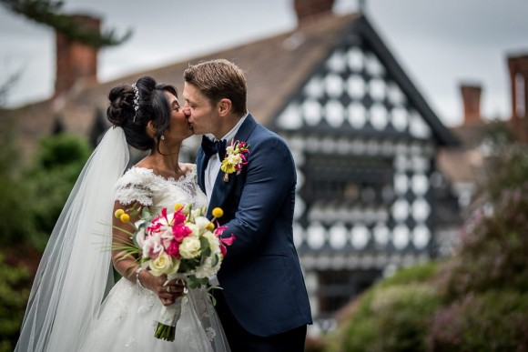 lemon & lace. florals galore for an elegant wedding in the north west – zarah & jeff
