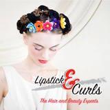 Lipstick & Curls