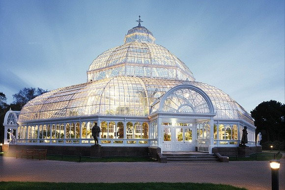dream venue: sefton park palm house, liverpool
