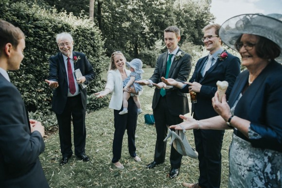 and for our next trick: introducing wedding magician danny jewell