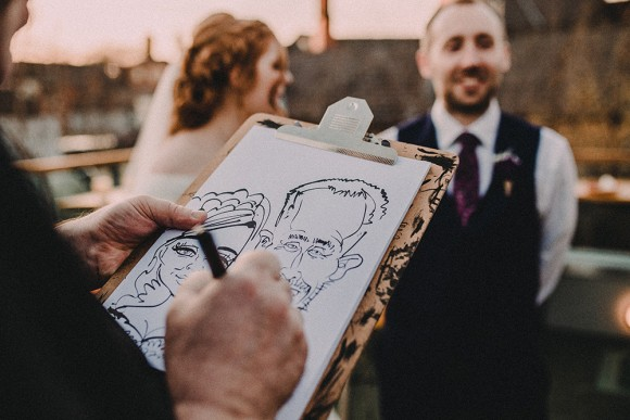 A Cinema Themed Wedding at Oddfellows Chester (c) Carla Blain Photography (45)