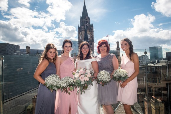 A Cool City Wedding in Manchester (c) James Tracey Photography (18)