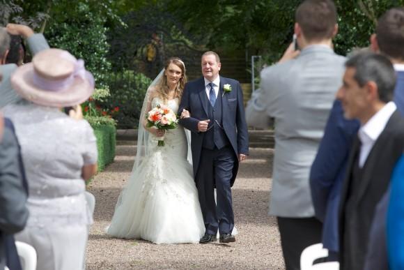 A Garden Wedding at Capesthorne Hall (c) Slice Of Pie (20)