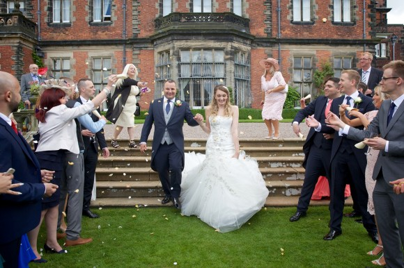A Garden Wedding at Capesthorne Hall (c) Slice Of Pie (26)