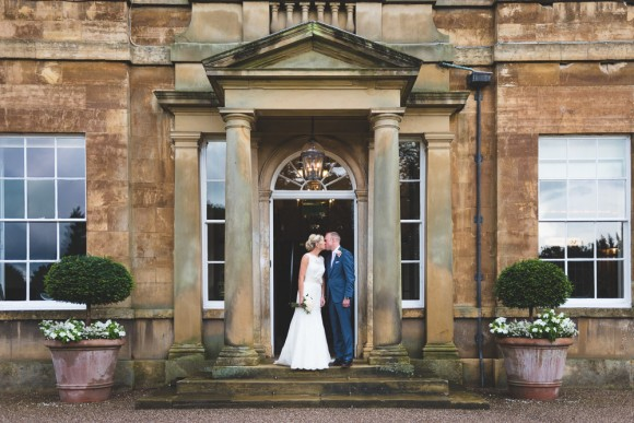 Michelle & Steve's Elegant Bowcliffe Hall Wedding & Blackburn Wi
