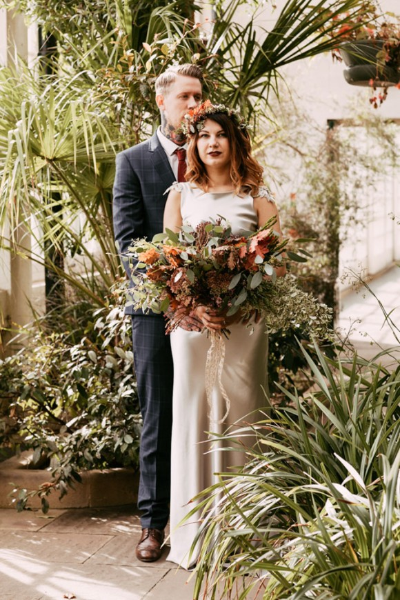 Botanical Gardens Styled Wedding Shoot - Alexandra Cavaye Photography16
