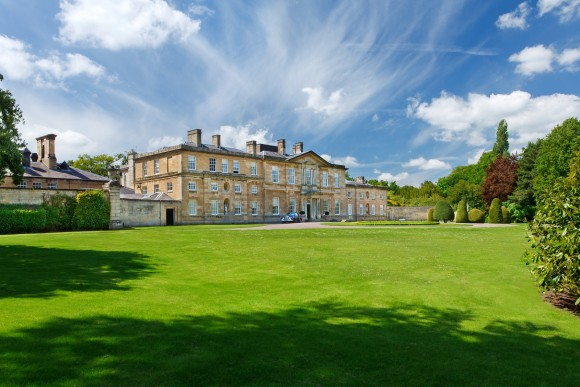 dream venue: bowcliffe hall