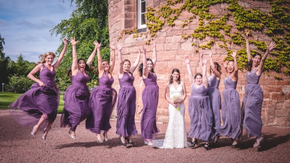 A Castle Wedding in Edinburgh (c) JPR Shah Photography (51)