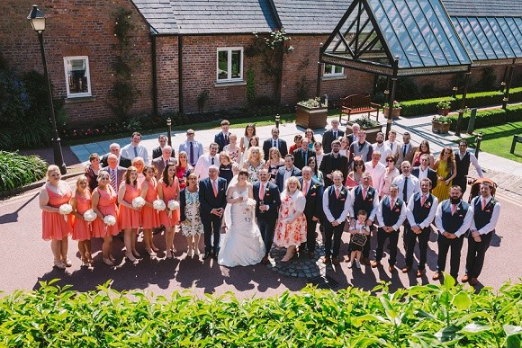 A Classic Wedding at Worsley Park Marriott (c) Tomcat Photography (23)