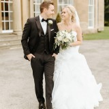 A Luxe Wedding at Rudding Park (c) Belle and Beau Photography (40)