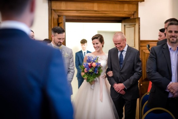 A Pretty Vintage Wedding in Manchester (c) Kate Gosney (10)