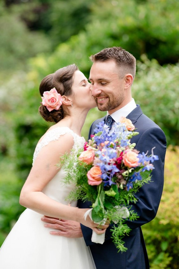 A Pretty Vintage Wedding in Manchester (c) Kate Gosney (20)