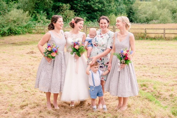 A Pretty Vintage Wedding in Manchester (c) Kate Gosney (42)
