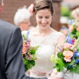 A Pretty Vintage Wedding in Manchester (c) Kate Gosney (7)
