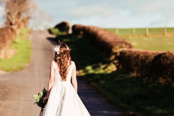 sun-drenched: a rural autumn wedding styled shoot in the north west