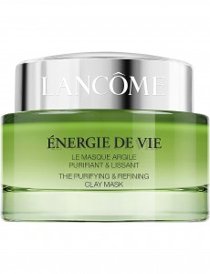 Lancome Energie de Vie Purifying and Refining Clay Mask